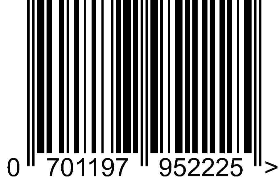 ean 13 barcode package